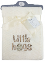 Baby Wrap - Little Hugs  soft blanket